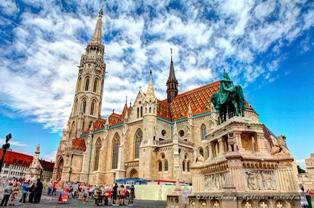 budapest 4 - Венгрия