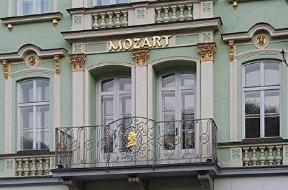 Санаторий MOZART 3*+ АВИАПЕРЕЛЕТ