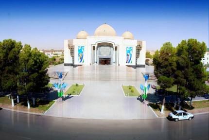 Санатории Узбекистана. «Термез марварид»