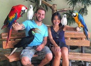 Kuala Lumpur Bird Park 3 croped - Путешествие в Малайзию