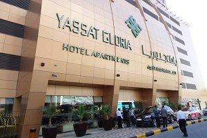 Yassat Gloria croped - Каникулы в Арабских Эмиратах