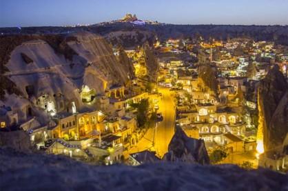 gereme 01 418x277 - Самостоятельное путешествие по Турции