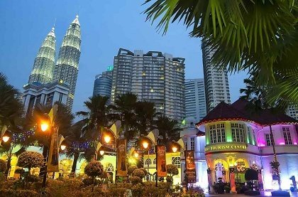 Путешествие в Малайзию