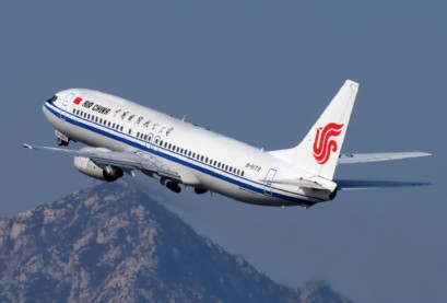 b 5179 air china boeing 737 86n PlanespottersNet 741236 32c9acce6e croped 409x277 - Рассказ туриста-обывателя о своем путешествии в Пекин. Китай