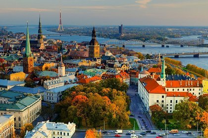Латвия- Рига
