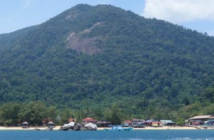 tioman 4 croped 420x274 - Обзор лучших курортных зон Малайзии.