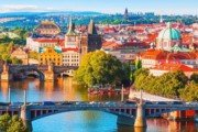 czech republic prague old town and vltava river1 croped 180x120 - Карловы Вары - жемчужина Чехии