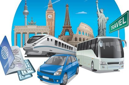 transport for travel vector 11536351 croped - Транспорт