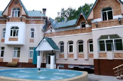 Отель Акташсай Зоны отдыха Узбекистана