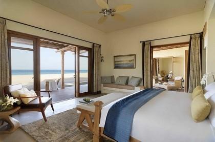 Отель Anantara Sir Bani Yas Island Al Yamm Villa Resort