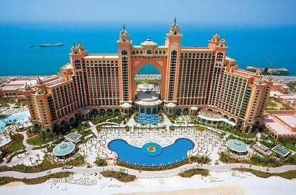 Отель Atlantis The Palm Dubai