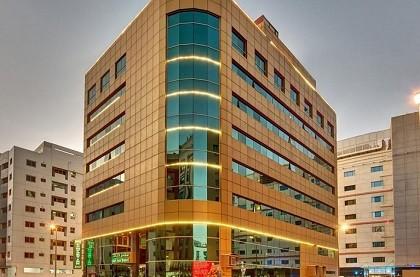 Отель Comfort Inn Hotel Deira