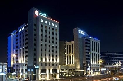 Отель Ibis Deira City Centre