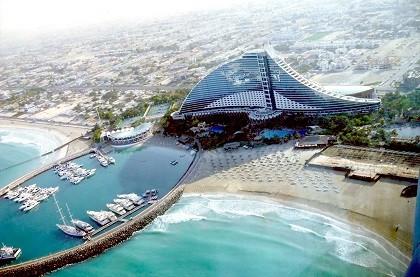 Отель Jumeirah Beach Hotel