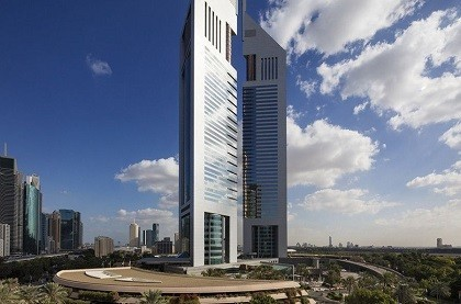 Отель Jumeirah Emirates Towers