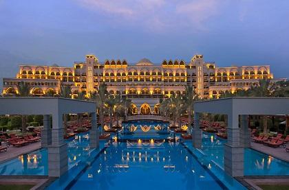 Отель Jumeirah Zabeel Saray