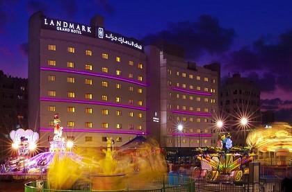Отель Landmark Grand