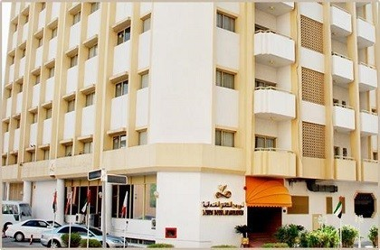 Отель Lords Hotel Apartments