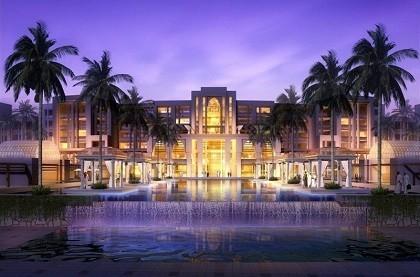 Отель Park Hyatt Abu Dhabi Hotel and Villas