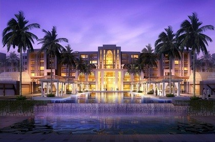 Отель Park Hyatt Abu Dhabi Hotel and Villas