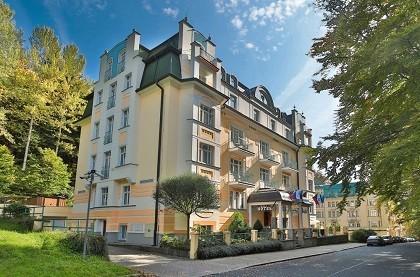 Отель Villa Savoy