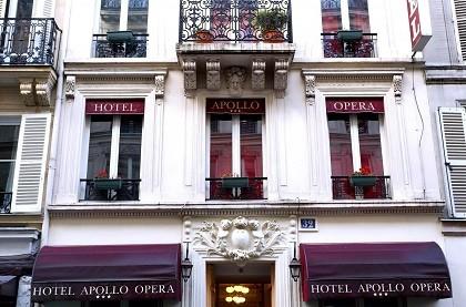 отель APOLLO OPÉRA