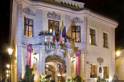 отель Alchymist Grand Hotel and Spa