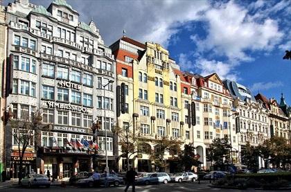 отель Ambassador - Zlata Husa Hotel