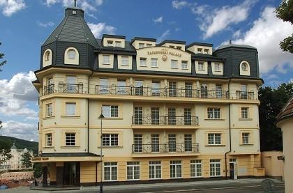 отель Cajkovskij