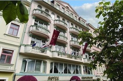 отель EA Hotel Jessenius