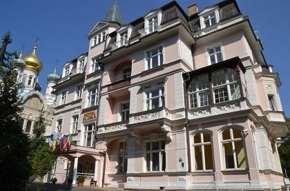отель Eliska