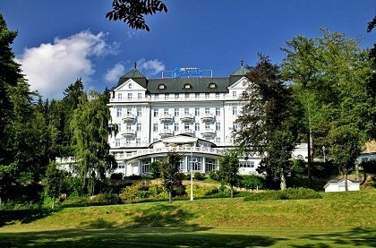 отель Esplanade Spa and Golf Resort