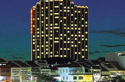 отель Furama City Centre Hotel