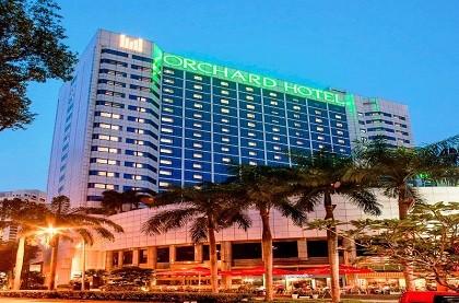 отель Orchard Hotel