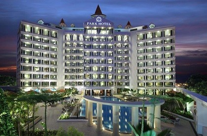 отель Park Hotel Clarke Quay