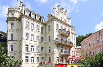 отель Pavlov чехия