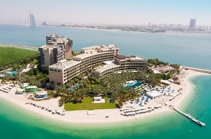 отель Rixos The Palm Dubai