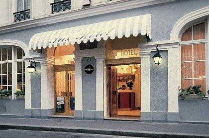 отель pax opera