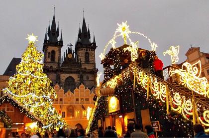 praga1 - Куда поехать в Европу на Новый год и Рождество — 2020?