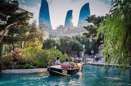 Эксклюзивный тур в Азербайджан