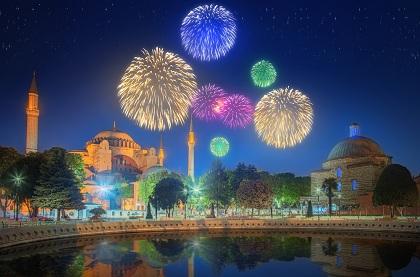 Новогодний тур в Турции
