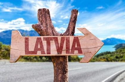 Весенний тур в Латвию