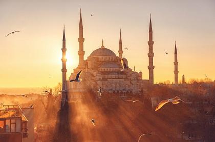 Прогулка в Стамбуле