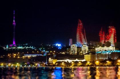 Азербайджан — страна мистических огней