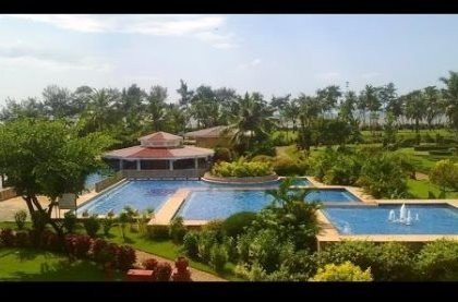 Отдых в Индии. Отель Intercontinental The Lalit Goa Resort