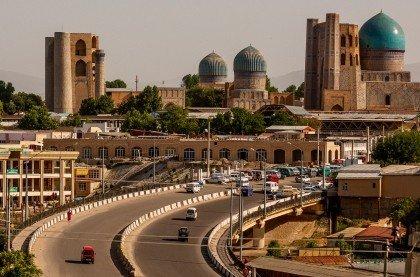 туры в узбекистан Самарканд