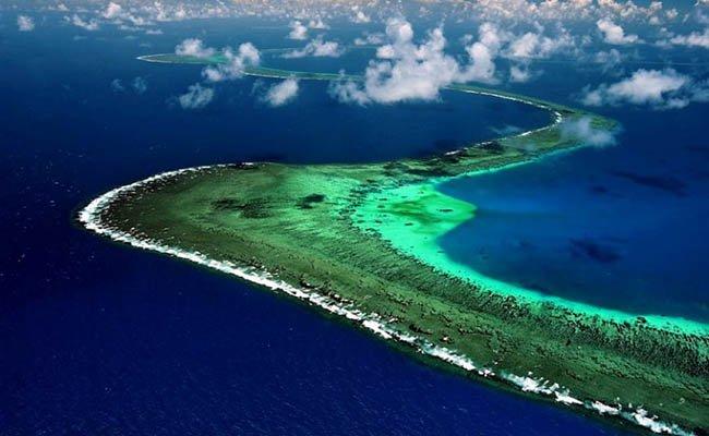 Большой Барьерный риф.