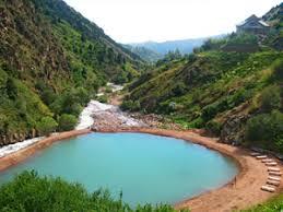 отдых в горах. Янгиабад