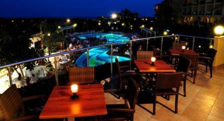 рестораны, баоы отеля в Турции