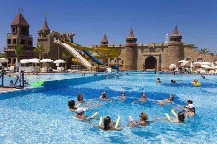 развлечения в отеле Турции